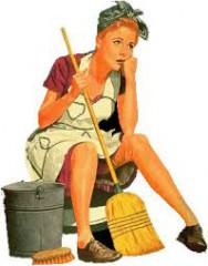 Hulp in de huishouding