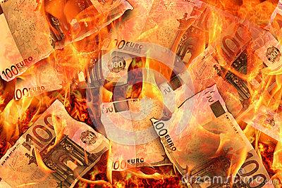 Geld brandt als vuur op de huid2